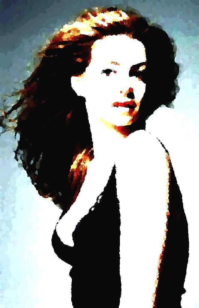 Anne Hathaway Black