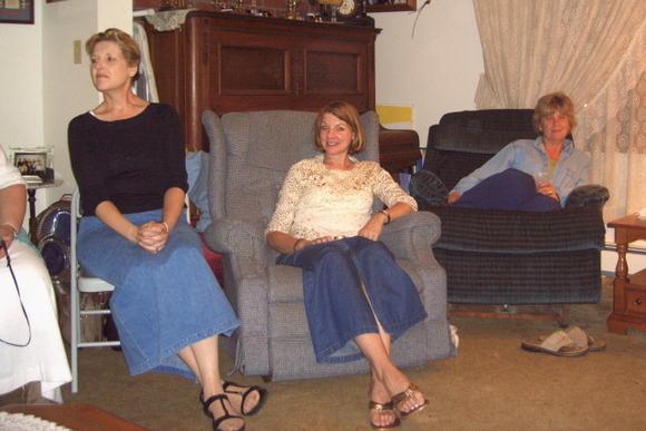 CSO - Judy, Joanie, Gloria